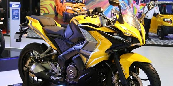 New Bajaj Pulsar 400SS India launch in 2014