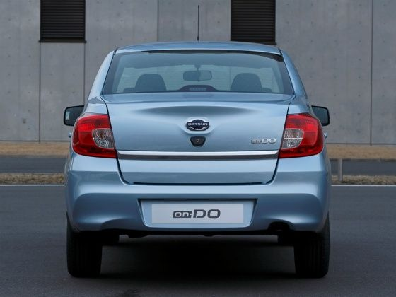 Datsun launches on-Do rear