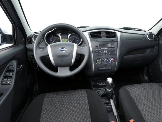 Datsun launches on-Do interior