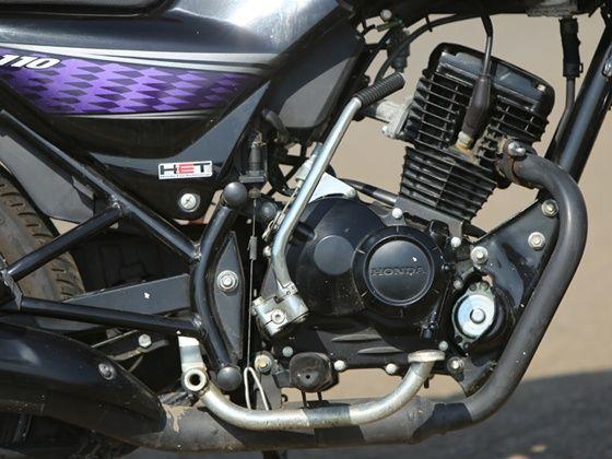 Honda Dream Neo 109cc engine