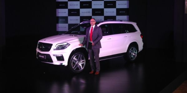 Mercedes-Benz GL63 launched in India