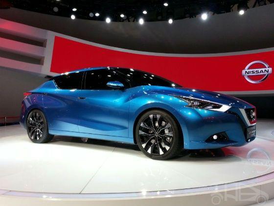 Nissan Lannia debuts at Beijing