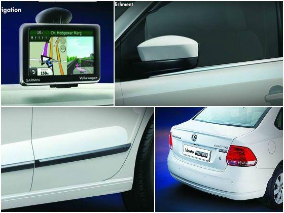 Volkswagen Vento Preferred features