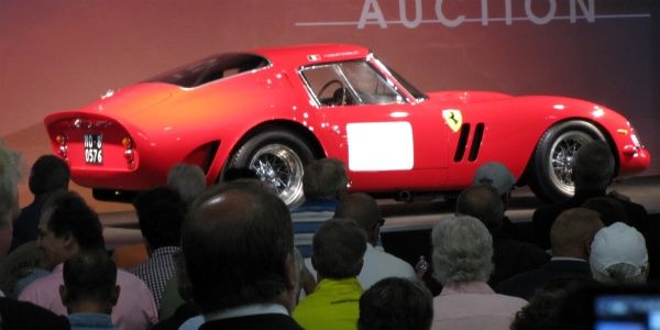 Ferrari 250 GTO sells for Rs 230 Crore