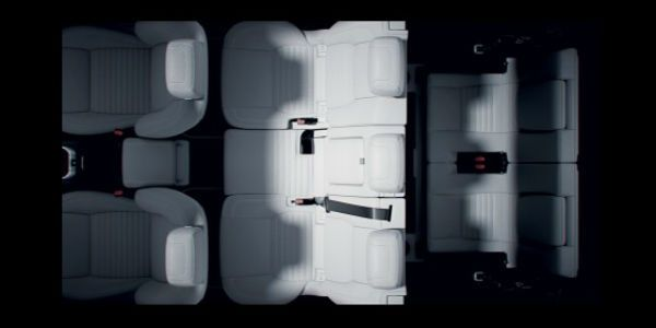 Land Rover Discovery Sport interior revealed