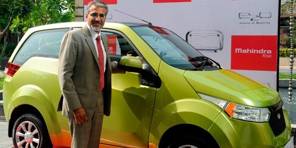 Mahindra Reva e2o Premium launched at Rs 5.72 lakh