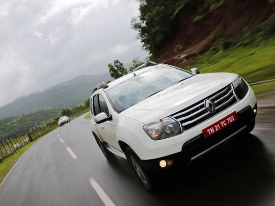 2014 Renault Duster 4x4