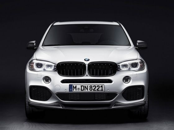 BMW M5 at 2014 Indian Auto Expo