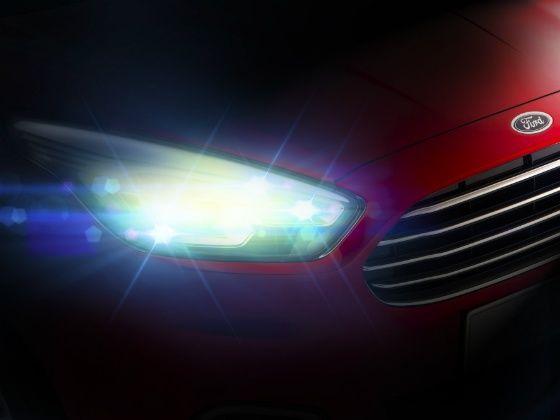 Teaser slika budućeg, globalnog, kompaktnog Ford automobila