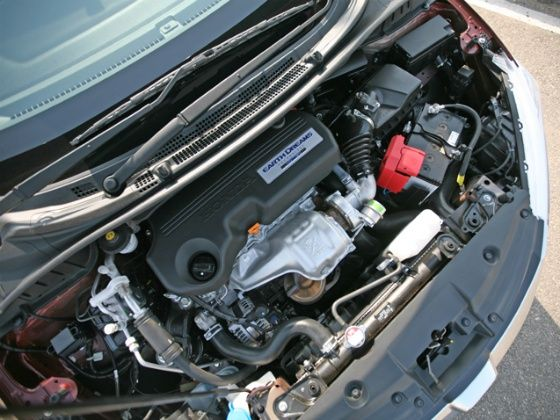 Honda City Diesel Engine