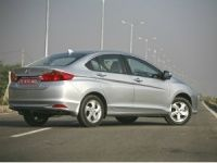 New 2014 Honda City rear