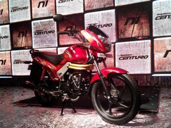 Mahindra Centuro N1 static shot