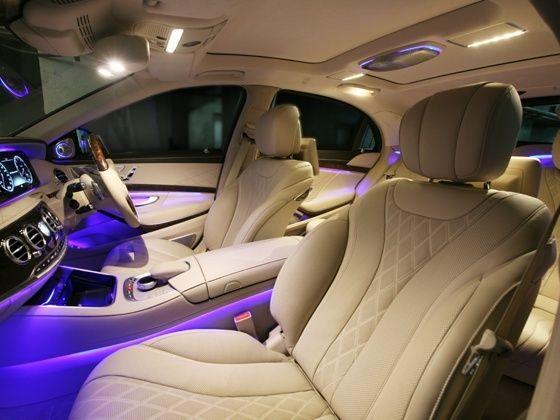 mercedes benz s class interior - Mercedes Benz 2014 S Class Interior