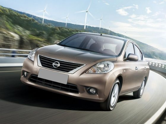 Nissan Sunny Facelift to be unveiled at 2014 Indian Auto Exp