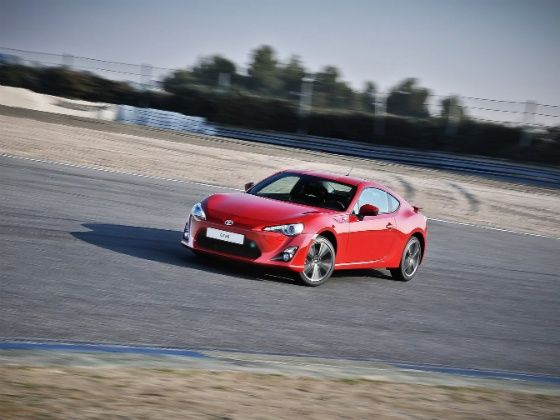Toyota 86 to be displayed at 2014 Indian Auto Expo