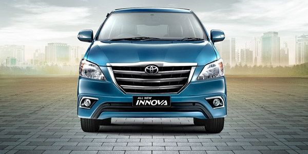 Current generation Toyota Innova 2013