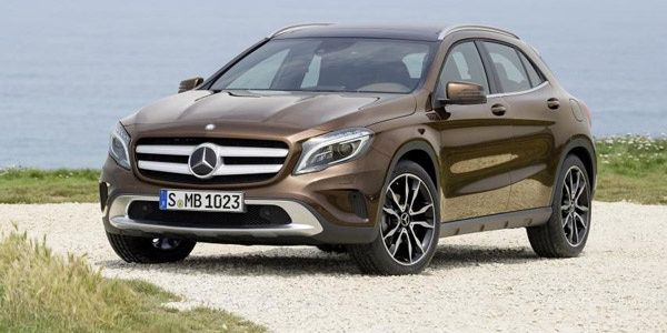 Mercedes-Benz GLA launch date revealed