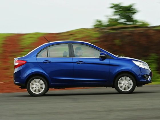 Tata Zest compact sedan
