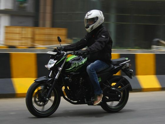 Yamaha FZ-S FI V2.0 First Ride