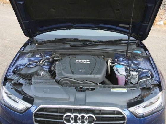Audi A4 Diesel 177PS Engine