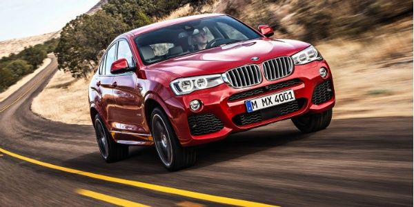 BMW X4 First Review