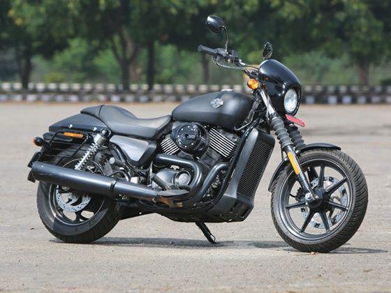 Harley-Davidson Street 750 review static shot