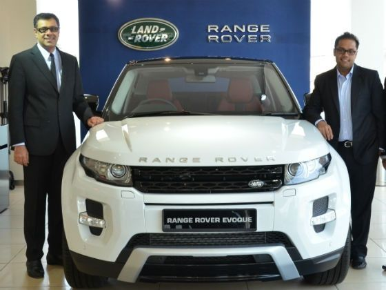 Jaguar Land Rover inaugurates new dealership in Bhubaneshwar