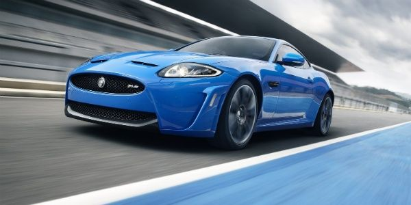 Jaguar XK production to end