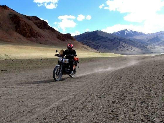 Riding across More Plains