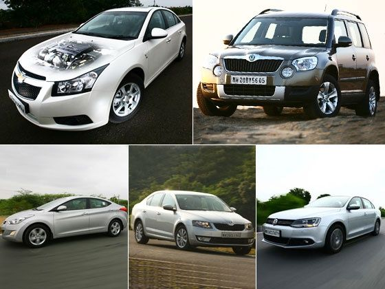 Top 5 cars for Rs 15 Lakh