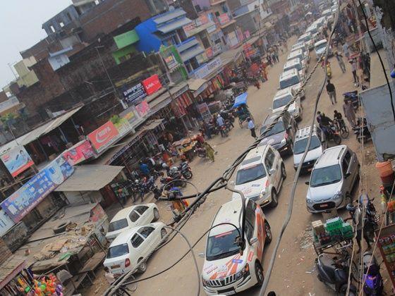 Mahindra Adventure Tri-Nation Drive Gorakhpur to Pokhara