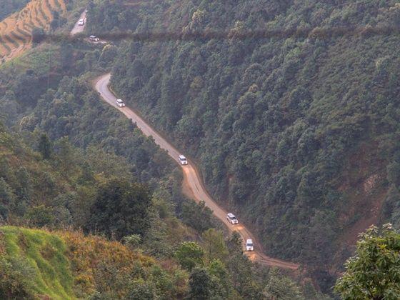 Mahindra Adventure Tri-Nation Drive Katmandu to Chalsa