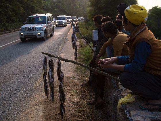 Mahindra Adventure Tri-Nation Drive Pokhara to Katmandu