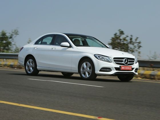 New 2015 Mercedes-Benz C200 review in India