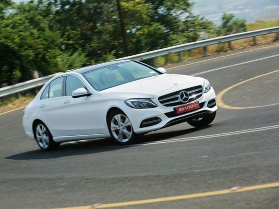 New 2015 Mercedes-Benz C200 ride quality and handling is tuned for comfort