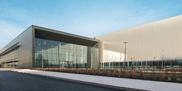 Jaguar Land Rover opens new engine plant in the UK