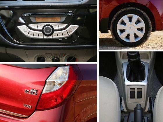 New Maruti Suzuki Alto K10 features