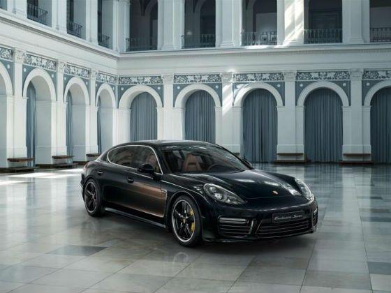 Porsche Panamera Exclusive Series edition unveiled