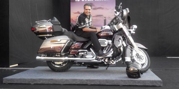 Harley-Davidson India launch