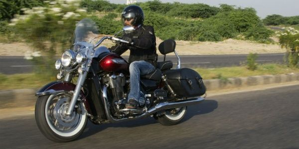 Triumph Thunderbird LT Review