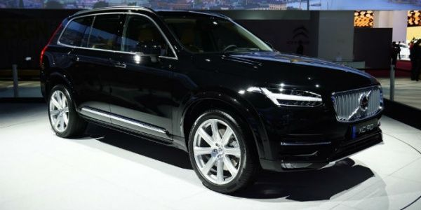 New gen Volvo XC90 revealed at the Paris Motor Show