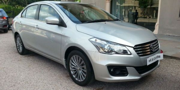 Maruti Ciaz launch by Mid-October