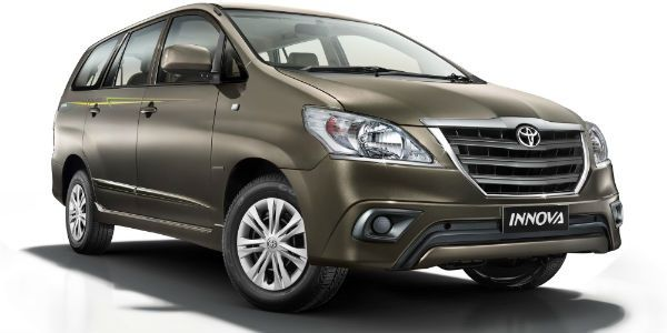 Toyota Innova Limited Edition 2014