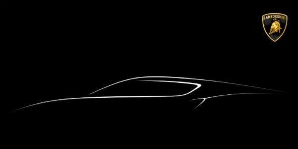 Lamborghini teases new concept