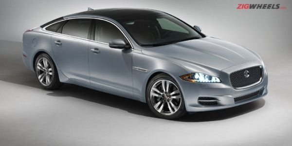 Made in India Jaguar XJ 2.0-litre Petrol launched