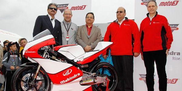 Mahindra Racing to quit Moto3