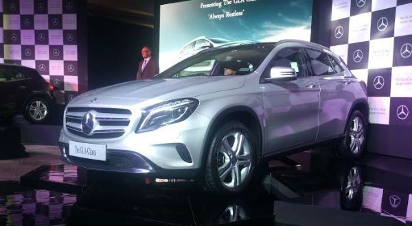 Mercedes-Benz GLA-Class launched in India