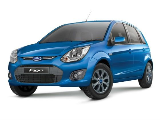 Refreshed Ford Figo launched in India