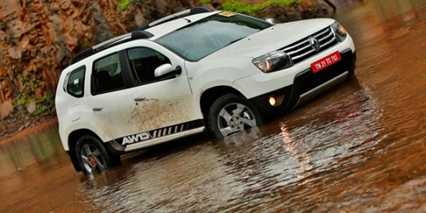Renault Duster AWD launch on September 24