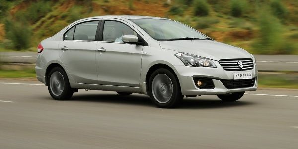 Maruti Ciaz launch on October 6